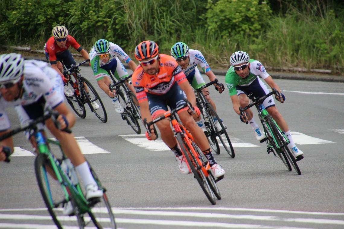 伊豆市 自転車レース縮小2
