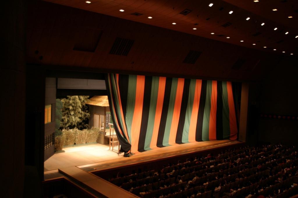 国立劇場客席