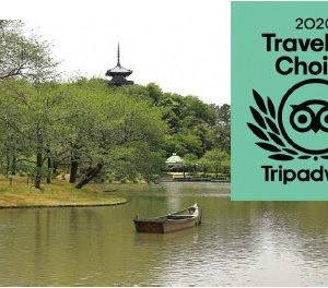 国指定名勝庭園 横浜「三溪園」トラベラーズチョイス2020受賞記念キャンペーン!