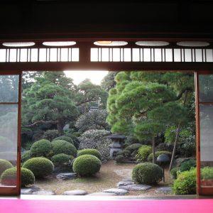 「山本亭」で古き良き日本の風情に浸る