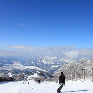 本格派もファミリーも大満足のスキー場