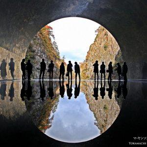 日本三大峡谷で秋の絶景と出会う