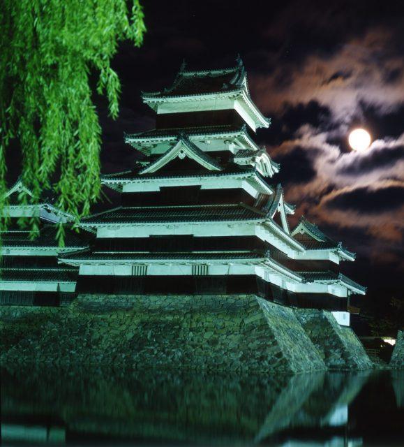 松本市 月見の宴縮小