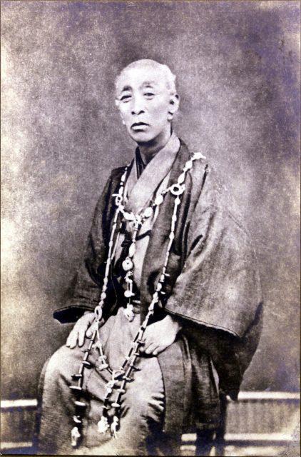 松浦武四郎+肖像写真(松阪市)