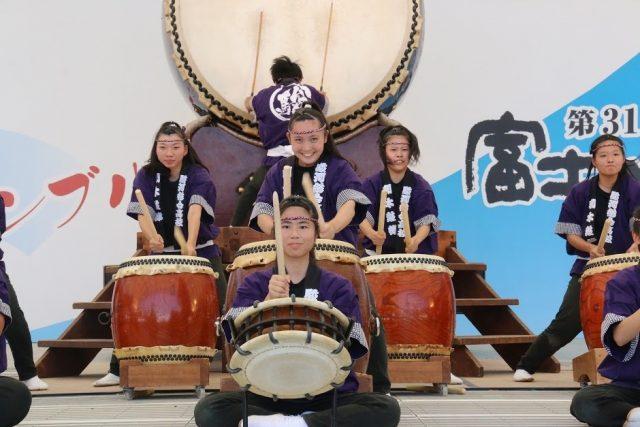 御殿場富士山太鼓祭り