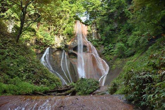 草津町 嫗仙の滝s