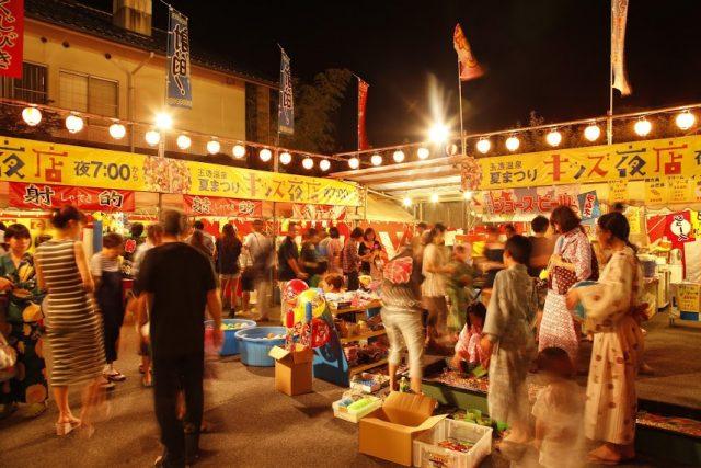 玉造温泉夏祭り1