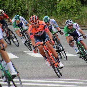伊豆市 自転車レース縮小